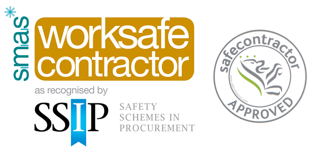 worksafe contractor smas and safe approved