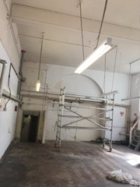 The Clean Machine, Silver Street, Trowbridge - dilapidations - during